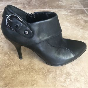 Franco Fortini Ankle Booties - Sz 8M